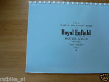 R0012 ROYAL ENFIELD---SPARES AND REPLACEMENT PARTS---500 TWIN OHV-MODEL