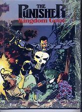 The Punisher Kingdom Gone Hard Cover with Dust Jacket Still Sealed Marvel NM