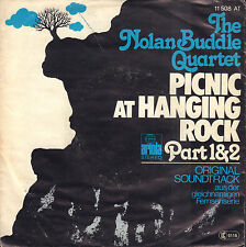 "NOLAN-BUDDLE QUARTET – Picnic At Hanging Rock (1977 OST SINGLE 7"" GERMANY)"