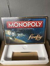 New listing Monopoly Joss Whedon'S Firefly Edition Nib