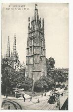 France - Bordeaux, Tour Pey-Berland - 1920's Postcard
