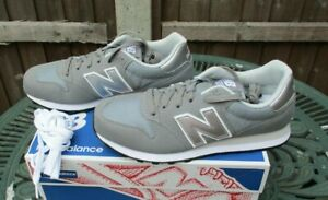 New Balance Trainers 500 Classic Running Sneakers Grey UK 7 Brand New And Boxed