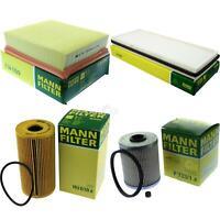 MANN-FILTER PAKET für Renault Espace IV JK0/1_ 2.2 dCi 2.0 9716908