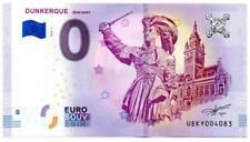 Billet Touristique - 0 Euro - France - Dunkerque - Jean Bart (2018-1)