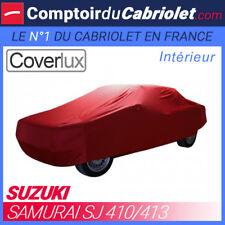 Housse / Bâche protection Coverlux pour Suzuki Samurai SJ 410/413 en Jersey