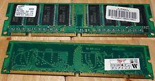 9raf0 RAM SAMSUNG PC133U 256MB CL3 PERFETTAMENTE FUNZIONANTE x PC DESKTOP 9raf0