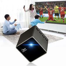 DLP Wifi 1080P Mini LED Wireless Video Projector Movie Multimedia Portable