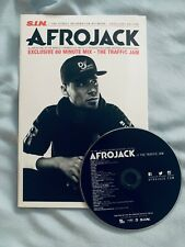 Afrojack promotional CD / 60 minute mix The Traffic Jam spotlight edition rare