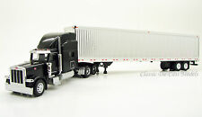 1/87 HO Scale Chrome 53' Trailer w/Great Detail Trucks N Stuff #SP155