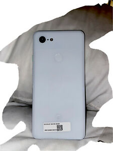 Google Pixel 3 XL! Unlocked! 128GB Clearly White! Amazing phone!