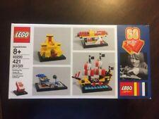 LEGO 40290 60 years of the Lego brick promotional set