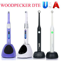 Woodpecker DTE Style Dental LED Curing Light  Wireless iLed 1 Sec Cure 2300mW