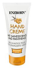 ENZBORN® Handcreme mit SANDDORNÖL und PANTHENOL 75 ml Tube
