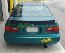 Wing / JDM Spoiler Ducktail for Honda Civic Coupe Mk5 91-95