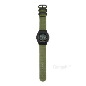 Nylon Replacement Watch Band Strap For Casio G Shock DW5600 GW-5000 5035 GW-M561