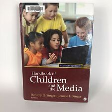 Handbook of Children and the Media by Dorothy G. Singer (English) Hardcover Book