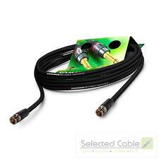 Sommer Cable 25m BNC-Kabel 4K UHD 12G 6G SDI Video Neutrik rearTWIST VTGX-2500