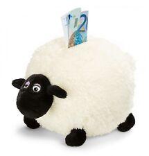 Nici 33339 Spardose Shirley Plüsch figürlich Shaun das Schaf ca 18cm