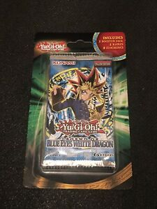 Konami YuGiOh Legend of Blue Eyes White Dragon Booster Blister Pack x 1