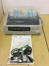 OKI Okidata Microline ML320T Turbo Dot Matrix Printer 62411601