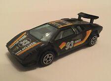 Burago Lamborghini Countach 5000 S Super Coche 1/43 Escala Die Cast Modelo Juguete