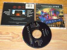 RUNRIG - TRANSMITTING LIVE / ALBUM-CD 1994 MINT-