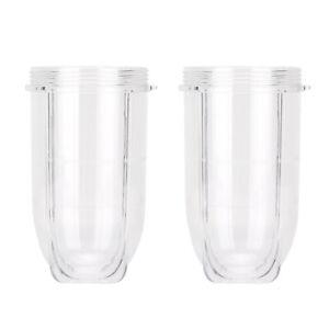 Replacement Parts for Magic Bullet Blender Cross Blade Tall Jar Cups Nutri Ninja