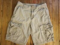 The North Face men's cargo short 32 small hiking climbing