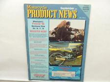 Sept 1985 Motorcycle Product News Magazine Daytona Mikuni ATV L10791