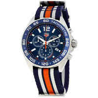 Tag Heuer Formula 1 Chronograph Blue Dial Men's Watch CAZ1014.FC8196