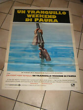 MANIFESTO,B1A,Un tranquillo weekend di paura Deliverance,Voight,Boorman,Reynolds