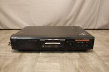 Sony Mds-Je330 Minidisc Deck Player Recorder (No Remote)