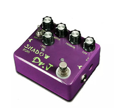 Joyo Dr.J D54 Shadow Echo Guitar Effect Pedal True Bypass Purple