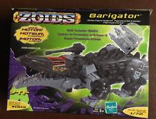 Hasbro's Zoids Motor Wind- up Action Figure  Kit #003 Barigator New Old Stock