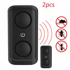 Electronic Ultrasonic Rat Mosquito Mouse Repeller Pest Control Mice Repeller K