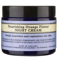 Neal's Yard Remedies Nourishing Orange Flower Night Cream 50g BBE 01/21