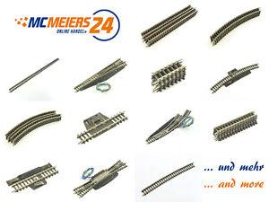 E196 Märklin Spur Z Gleismaterial   diverse Varianten   Zustand *Note 2*