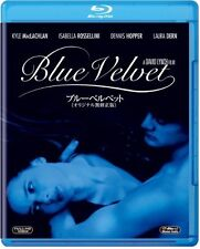 BLUE VELVET:David Lynch - Japan (original uncensored version) Blu-ray