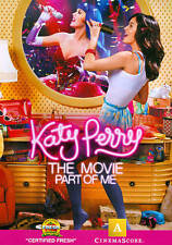 Katy Perry The Movie: Part of Me - DVD NEW SEALED
