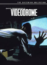 Videodrome (DVD, 2004, 2-Disc Set Criterion Collection) FREE SHIPPING...