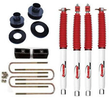 "2.5"" LEVELING LIFT KIT w/ Rancho RS5000 Shocks 2011-2018 Ford F350 F-350"