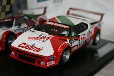 Carrera digital 124 23842 bmw m1 Procar team castrol Denmark nº 101