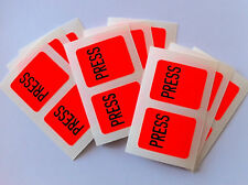 REPA PRESS Decals - Suitable for classic car seat belts / REPA Stickers
