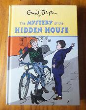 The Mystery of the Hidden House by Enid Blyton (Hardback, 2009)