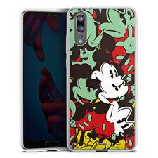 Huawei P20 Silikon Hülle Case - Mickey Muse