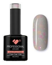 1299 VB Line Yogurt Snow Grey Neon Glitter - gel nail polish - super gel polish