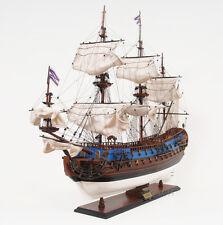 """Goto Predestination (Predestinatsia) Wooden Ship Model 37.5"""" Russian Navy Boat"""
