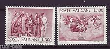 Vatikan Nr.  678-79 **  Tiziano Vecelio  Tizian