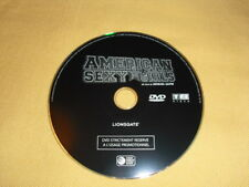American Sexy Girls DVD PROMOTIONNEL (Video-club) Chad E. Donella