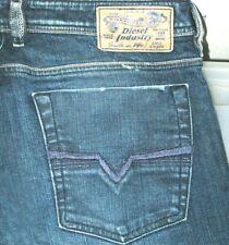 *HOT! AUTHENTIC Men's DIESEL @ ZATHAN Art 8B2 BOOTCUT DARK STRETCH Jeans 32 x 27